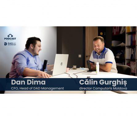 Podcast DAD Counts – #1 – Industria IT în pandemie