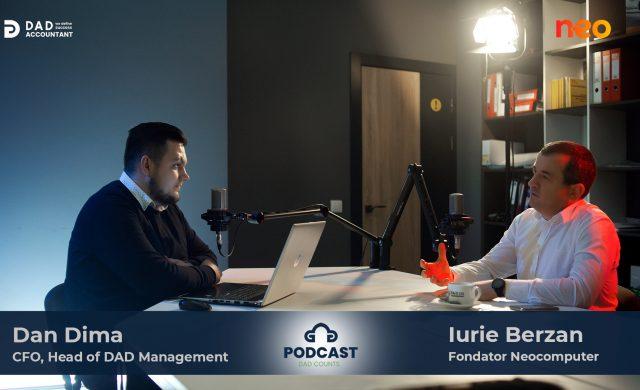 Podcast DAD Counts – #7 – NeoComputer – soluţii IT de cea mai înaltă calitate