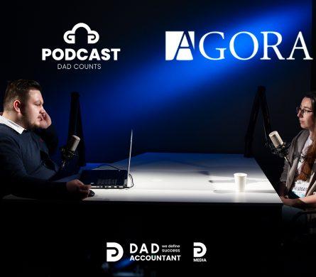 Podcast DAD Counts – #10 – Agora.md și Ea.md – afacere în mass-media