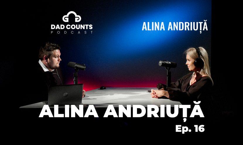 Alina Andriută | Ce trebuie să cunoască afacerile despre consultanță și vânzări | DAD Podcast – #16
