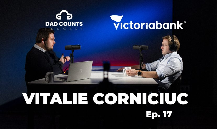 Vitalie Corniciuc – Victoriabank | DAD Podcast #17